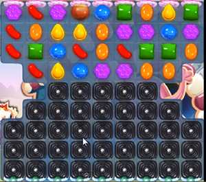 Candy Crush Saga Cheats Level